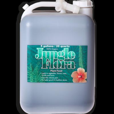 Jungle Flora 5 Gallon Tote