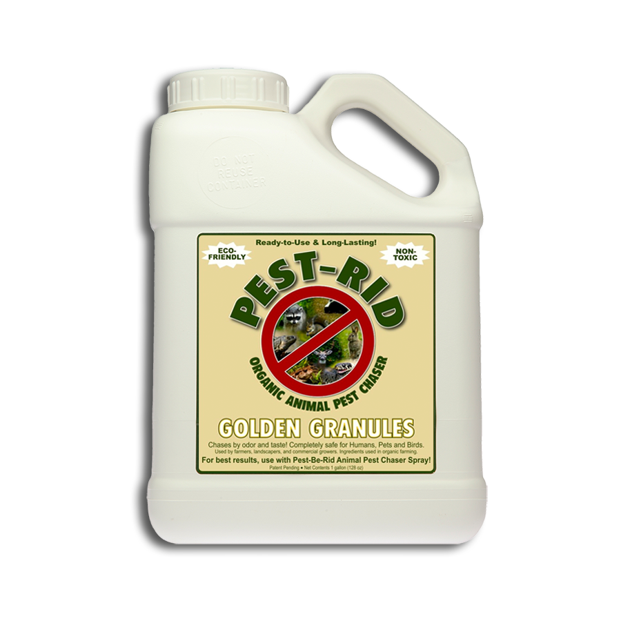 Pest-Rid Golden Granules