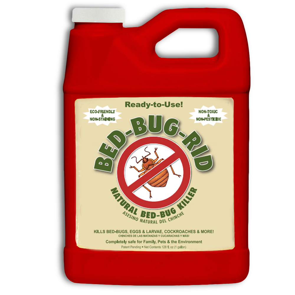 Bed-Bug-Rid 1 Gallon Refill Jug