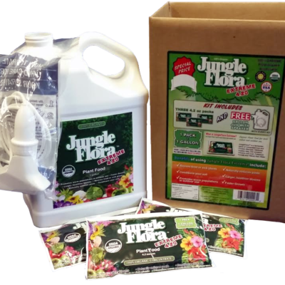 Wholesale Jungle Flora Extreme Kit Case